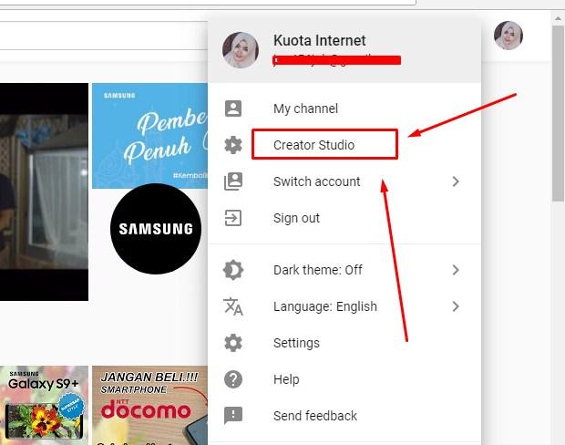 Cara Mendapatkan Uang Dari Youtube Via Monetisasi Channel YouTube 2019