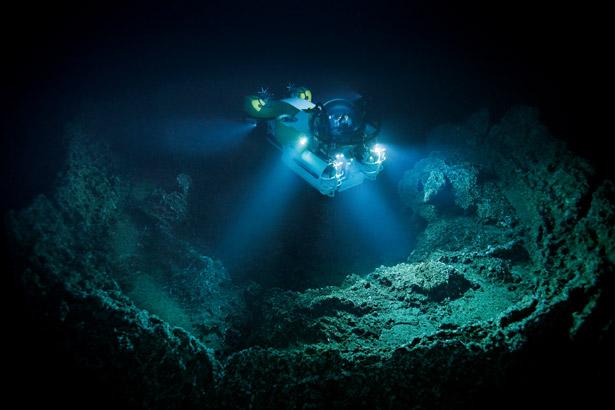 10 Laut dan Samudra Terdalam di Dunia