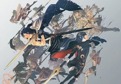 superheroes series, adventure, fantasy, writing, story, game, nintendo 3ds, fire emblem: awakening