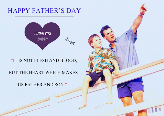 Happy Father's Day 2016 HD Wallpaper 15