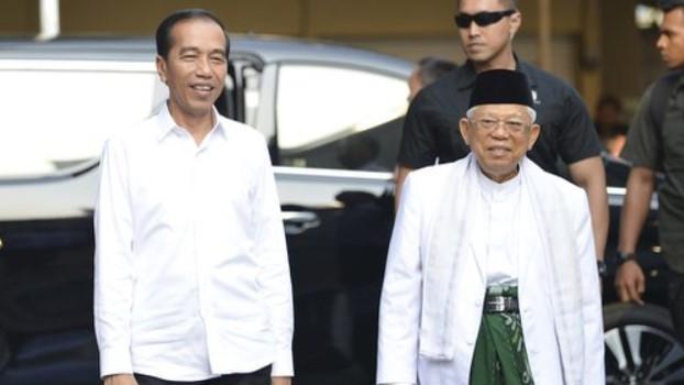 Jokowi Minta Pelantikan Presiden dan Wakil Presiden Dimajukan