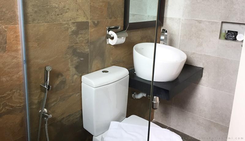 hotel murah dekat dengan pantai Teluk Kemang, Port Dickson