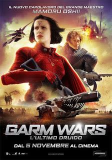 Garm Wars: The Last Druid (2014) – สงครามล้างพันธุ์จักรวาล [พากย์ไทย]
