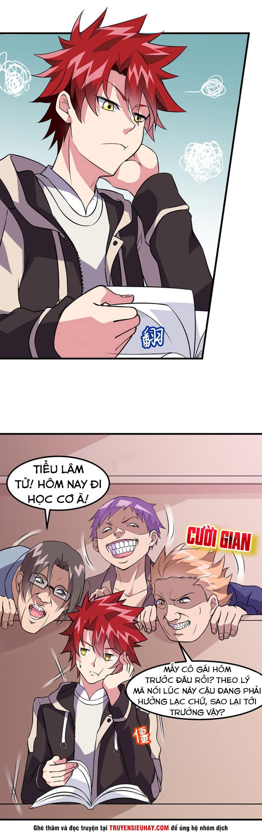 Dị Năng Thần Chủ Chapter 46 video  - truyenmh.com