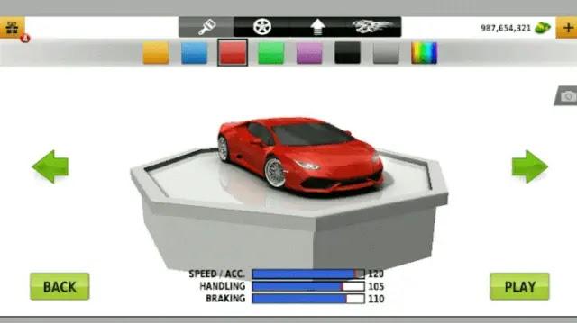 تحميل لعبة traffic racer