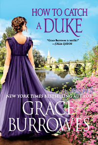 How to Catch a Duke cover