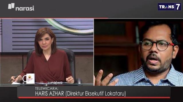 Haris Azhar: UU Ini Enggak Berlaku Buat DPR, tapi Buat 260 Juta Rakyat