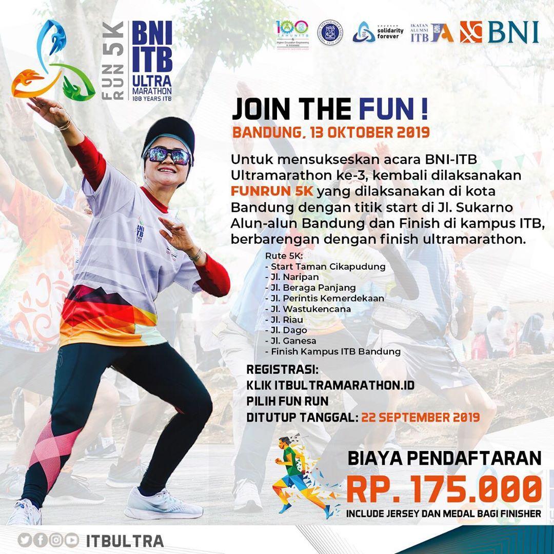 ITB Fun Run • 2019