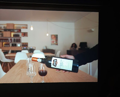 vídeo sobre os vinhos Poças
