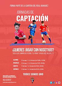 Pruebas fútbol Real Aranjuez
