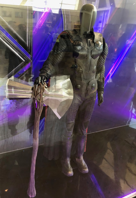 Chris Hemsworth Avengers Endgame Thor costume