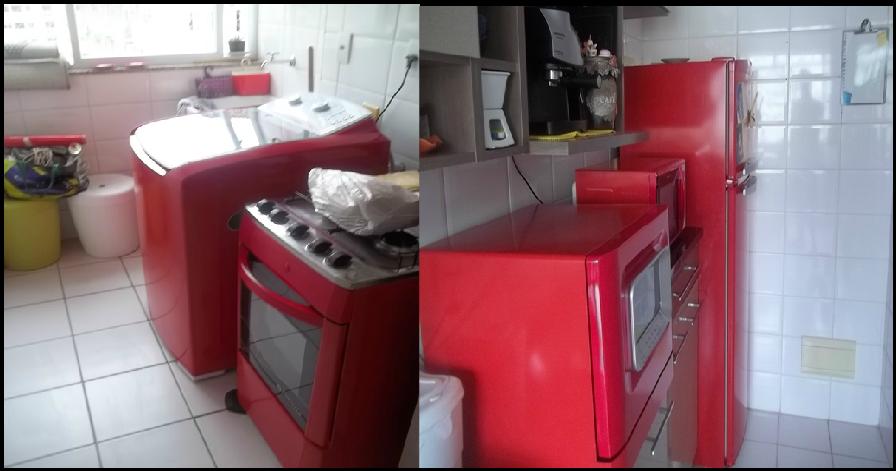 Armario Planejado Cozinha ~ Envelopatudo ENVELOPAMENTO DE GELADEIRA,FOGÃO,MÁQUINA DE LAVAR,MICROONDAS E LAVA LOU u00c7AS