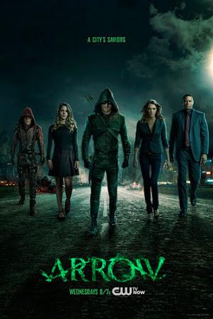 Arrow Season 3 (2014)