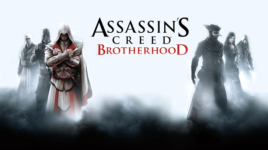 Assassin's Creed Brotherhood Download Poster