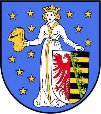 Dame du monastère  Coswig