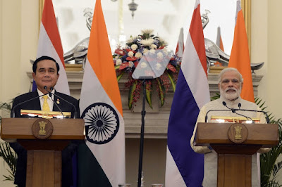 Thailand ready to facilitate Indian investment: Thai PM