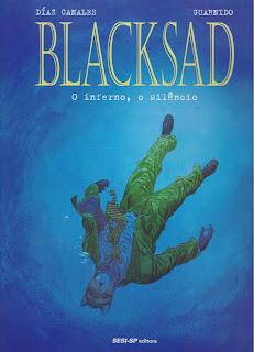 Capa da HQ BlackSad Vol.4