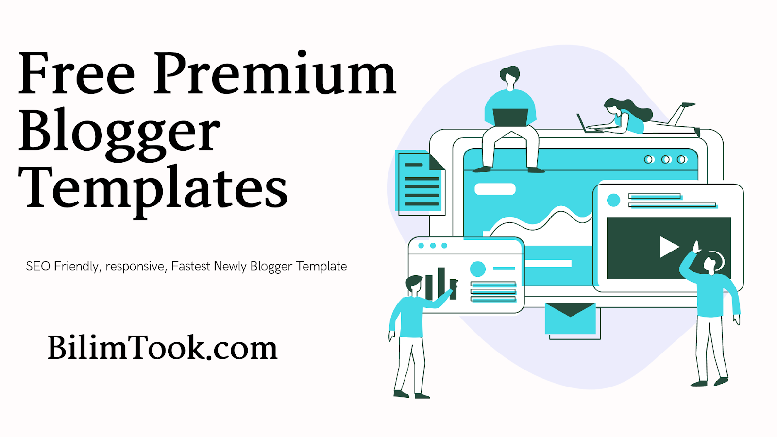 Free & Premium Blogger Templates 2020 [Daily Updates]