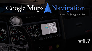 ats google maps navigation v1.7