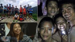 شاهد  بالفيديو: أزمة اطفال الكهف في تايلاند .. عالقين في كهف منذ 13 يوم