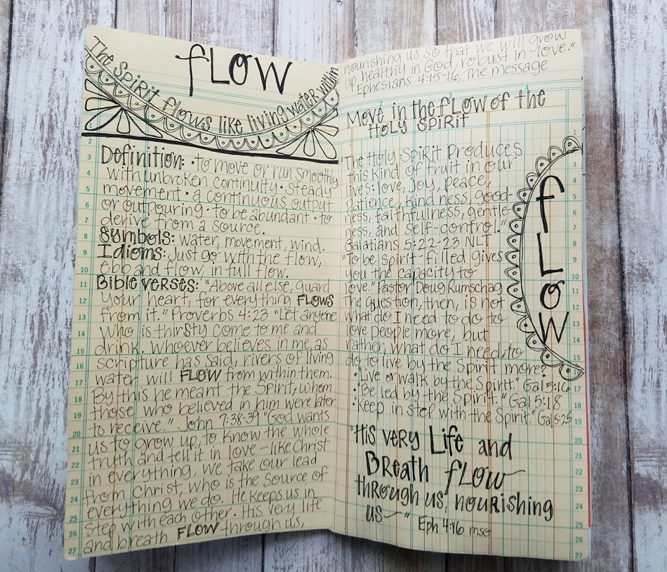 the flow book dating god
