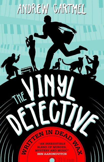 The Vinyl Detective Book Review
