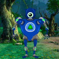 Play Games2rule Corrupted Robot Forest Escape