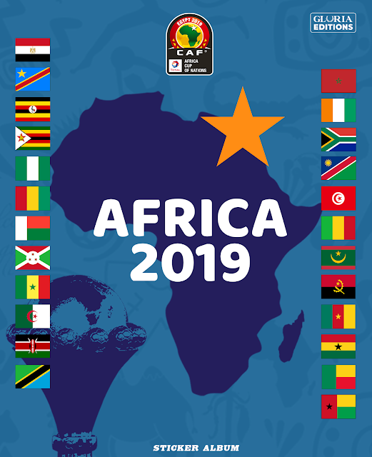 africa 2019 gloria editions