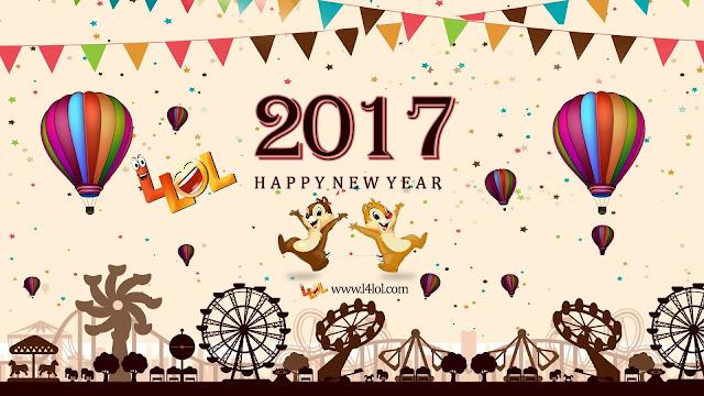 Ảnh nền trang trí cho desktop dịp Tết Đinh Dậu 2017 - Ảnh Desktop 2017 - VanThangIt.Com