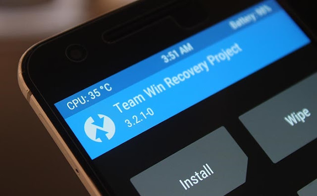 Install Custom Recovery [ TWRP ] On Any Android Device