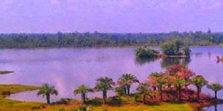 Danau Tana Bara aceh singkil