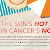 The Sun's Hot. Skin Cancer's Not. #infographic