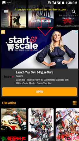internet live tv free movie streaming app apk ARMCTV Malaysia-15