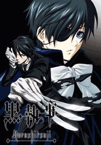جميع حلقات الأنمي Kuroshitsuji مترجم