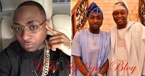 Davido denies saying his father will buy off the whole of Igbo land