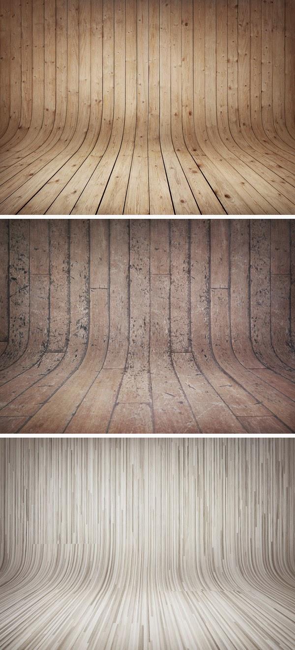 عالم المصمم خلفيات خشب رائعة لعرض المنتجات