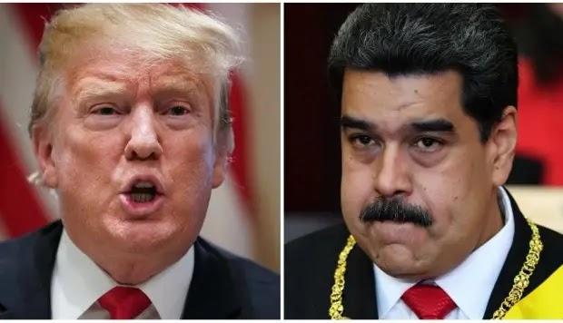 Asesor de Trump Bolton salida de Maduro se discute a sus espaldas