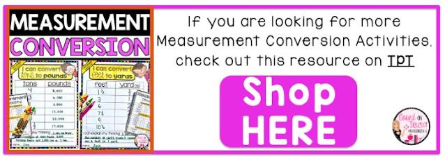 https://www.teacherspayteachers.com/Product/Measurement-Conversion-Worksheet-2194015?utm_source=count%20on%20tricia&utm_campaign=measurement%20conversion