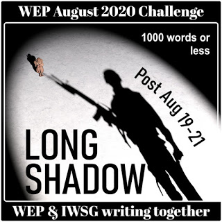 Badge for the WEP Challenge The Long Shadow