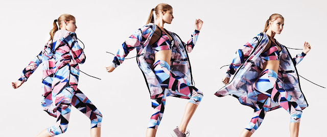 LEFTIES WOMAN SPORTWEAR COLLECTION ARTY WORKOUT