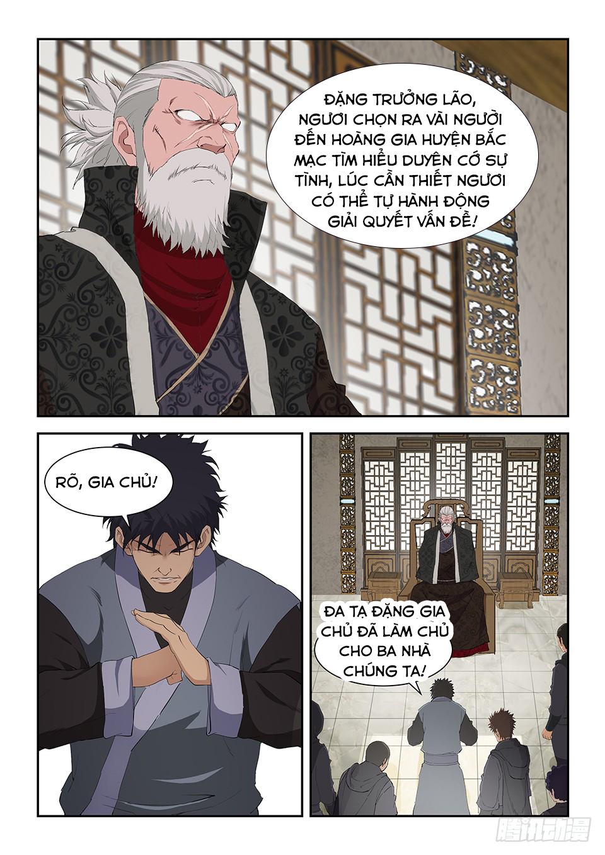 Kiếm Nghịch Thương Khung chap 113 - Trang 10