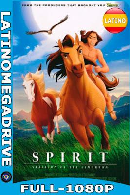Spirit : El Corcel Indomable (2002) Latino HD [1080P] [GoogleDrive] [Mega] DizonHD