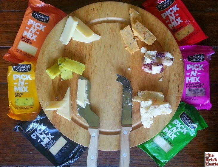 Pilgrims Choice Pick And MIx Cheeses Review