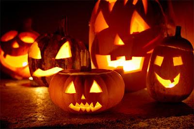Jack O' Lantern, Abóbora de Halloween
