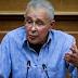 Ο Ζουράρις ξαναχτυπά στη Βουλή: Απίστευτες εκφράσεις - Η κυβέρνηση πάσχει από μπατηρημένη κα@@α (Video)