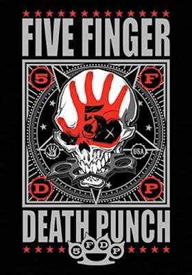 Discografia Five Finger Death Punch 2007-2015 Mp3 320 Kbps
