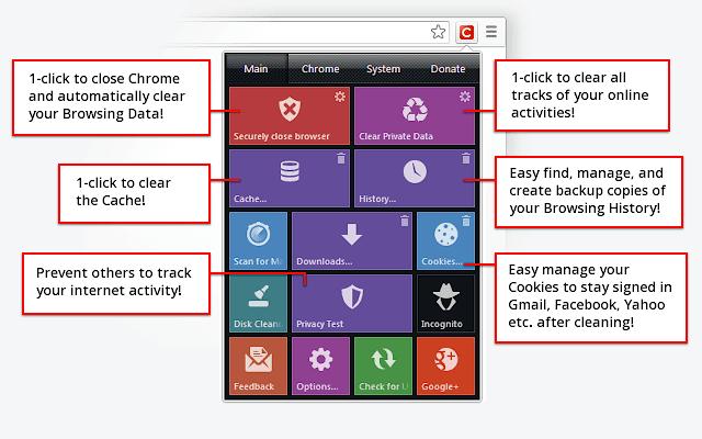 Clic&Clean, una app necesaria en todo navegador