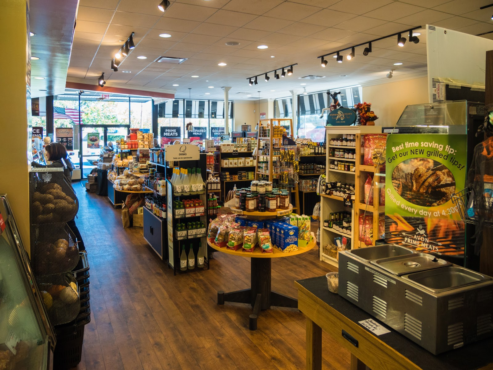 Local Food Rocks: Avon Prime Meats breads and more