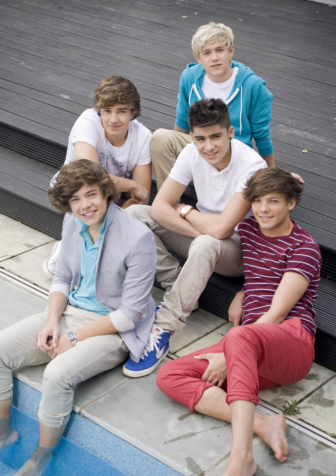 One Direction: Unseen Photos From Their Photoshoot (2011