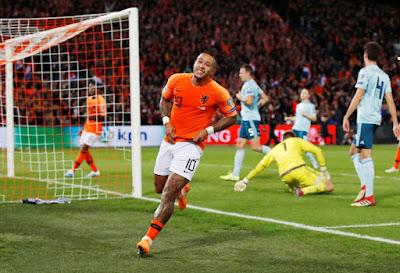 مباراة هولندا وإيرلندا الشمالية online